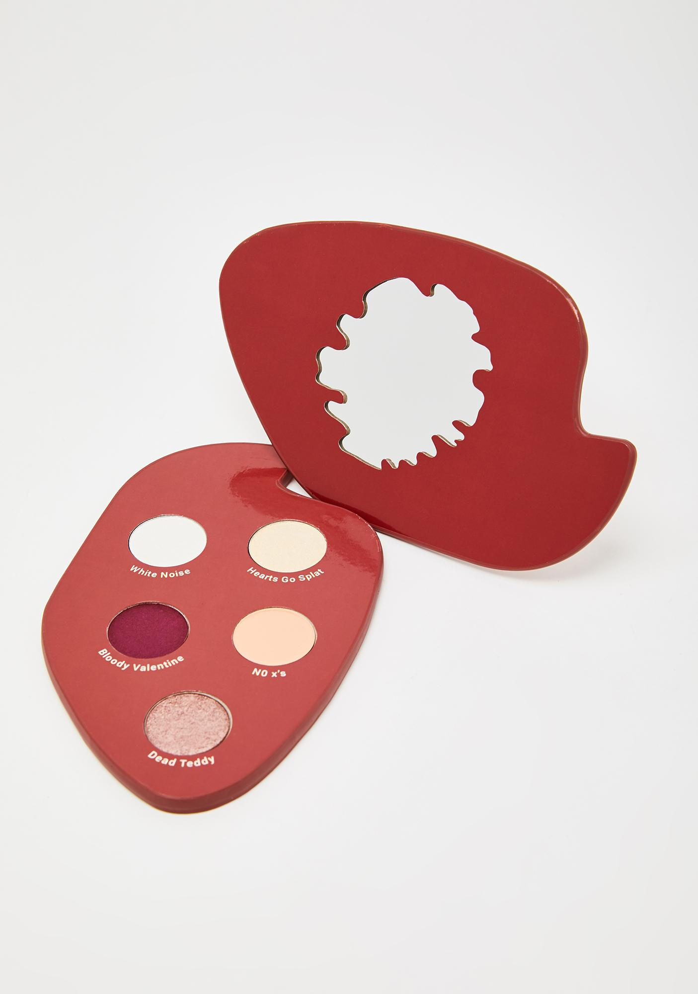 Lunatick Cosmetic Labs Take My Heart Eyeshadow Palette