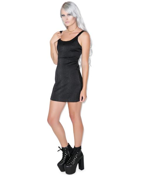 Mink Pink Snake Eyes Dress