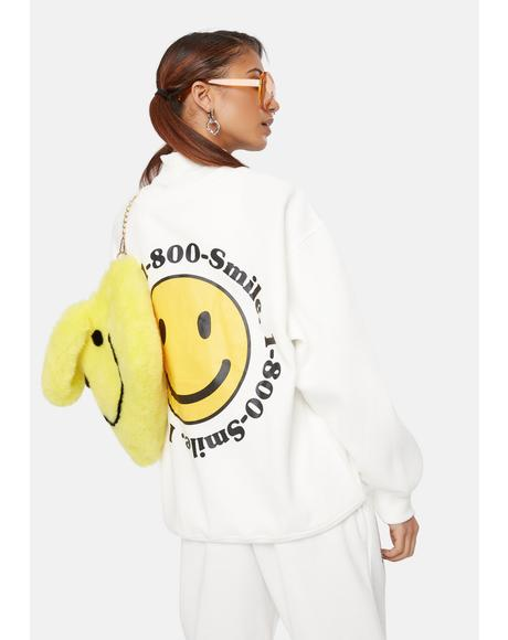 1-800-Smile Sweater