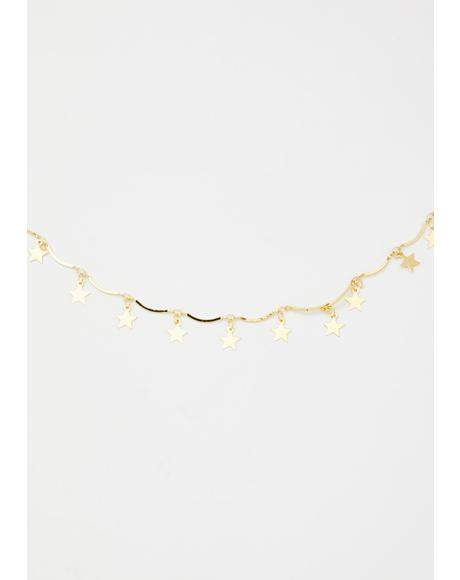Unlimited Wishes Charm Choker