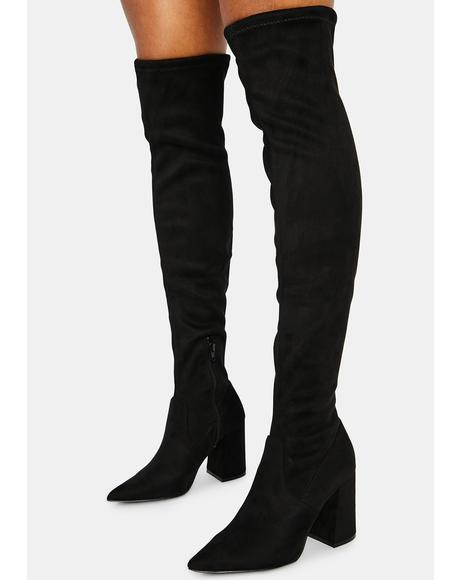 Jacoby Knee High Boots