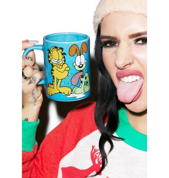 Cats Rule & Dogs Drool Mug