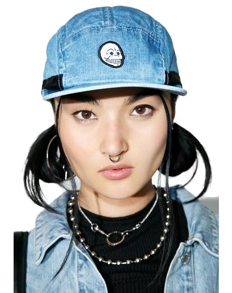 Be Denim Cap