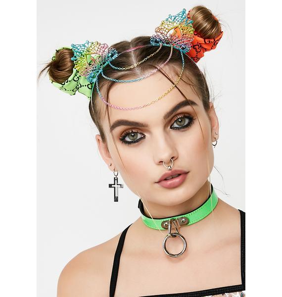 Nine Lives Chain Headband