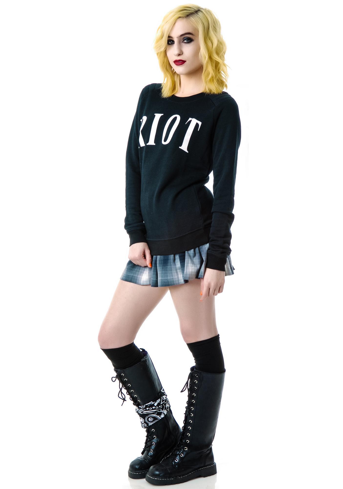 Zoe Karssen Riot Sweater