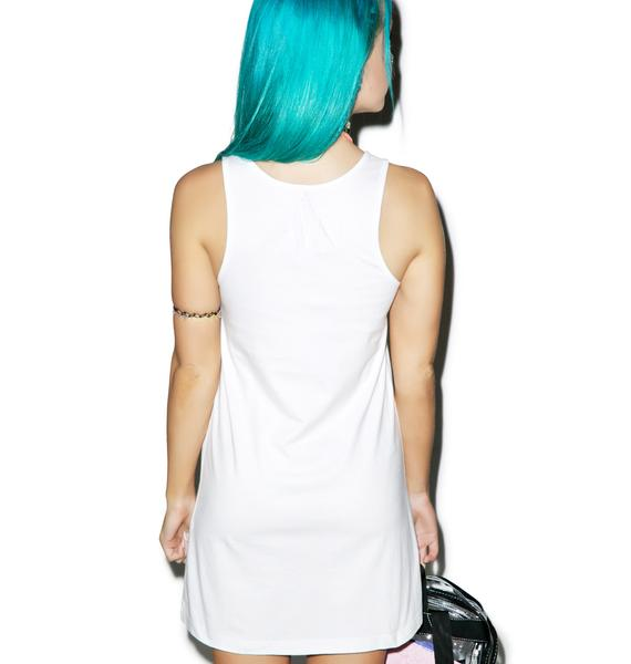 Disturbia Beware Tank Dress