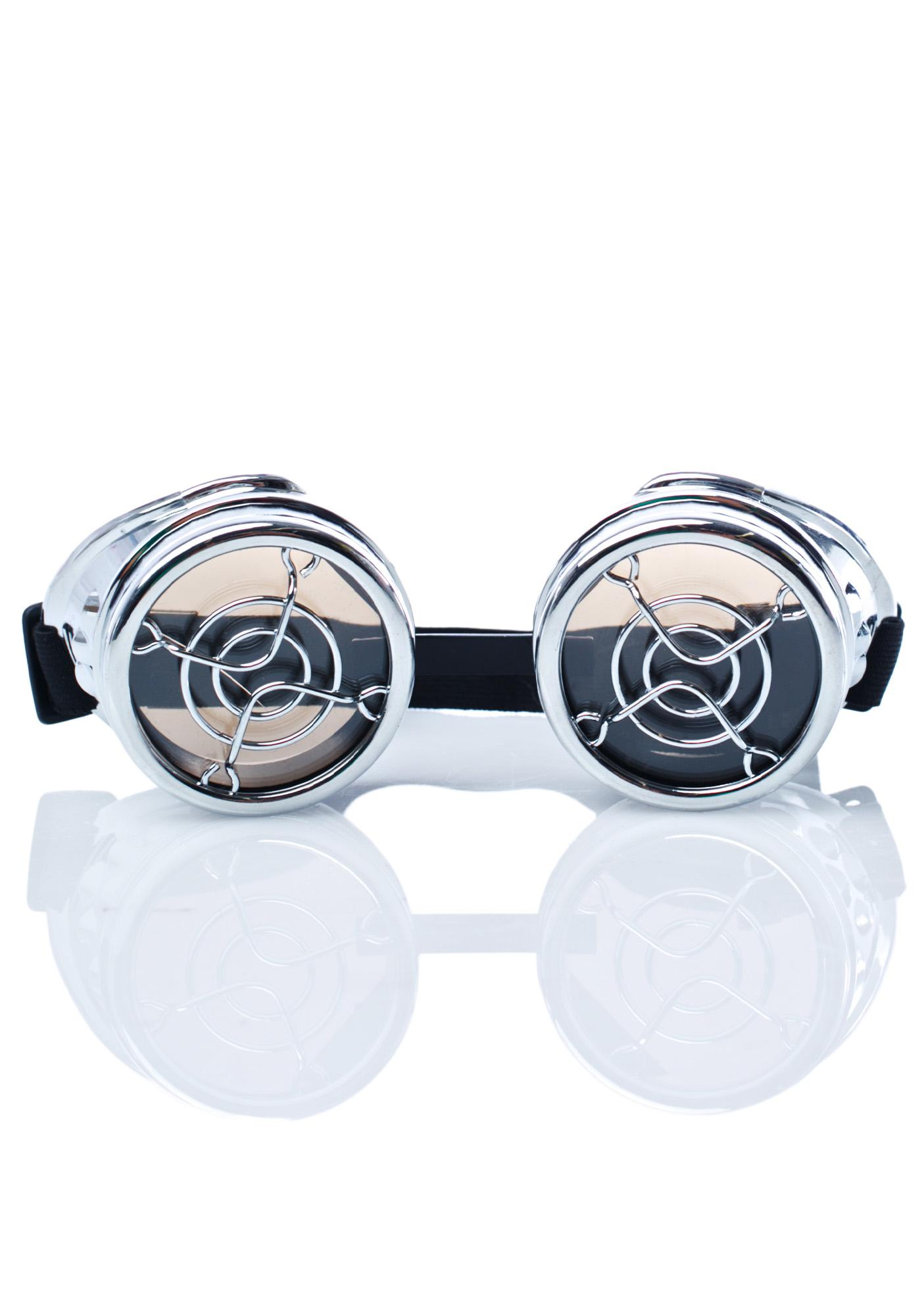 Machined Goggles