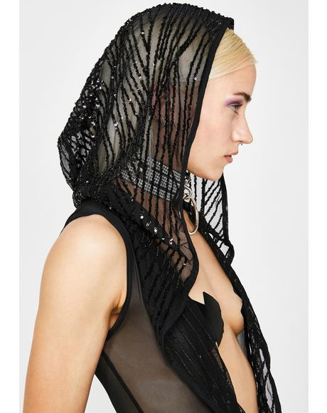Desert Hexx Sequin Bodysuit