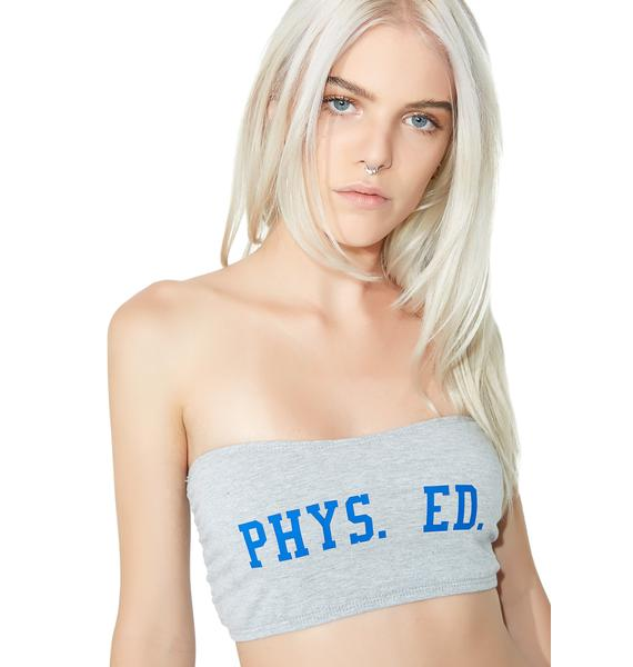 "Sugarpuss ""Phys Ed"" Bandeau"