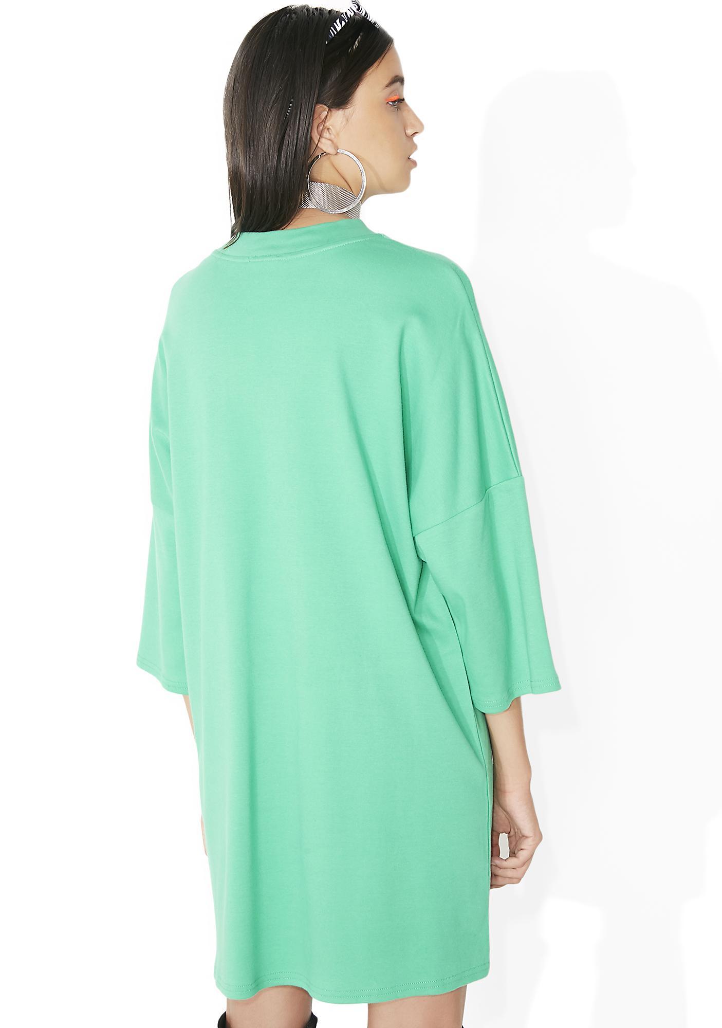The Ragged Priest Dollar T-Shirt Dress