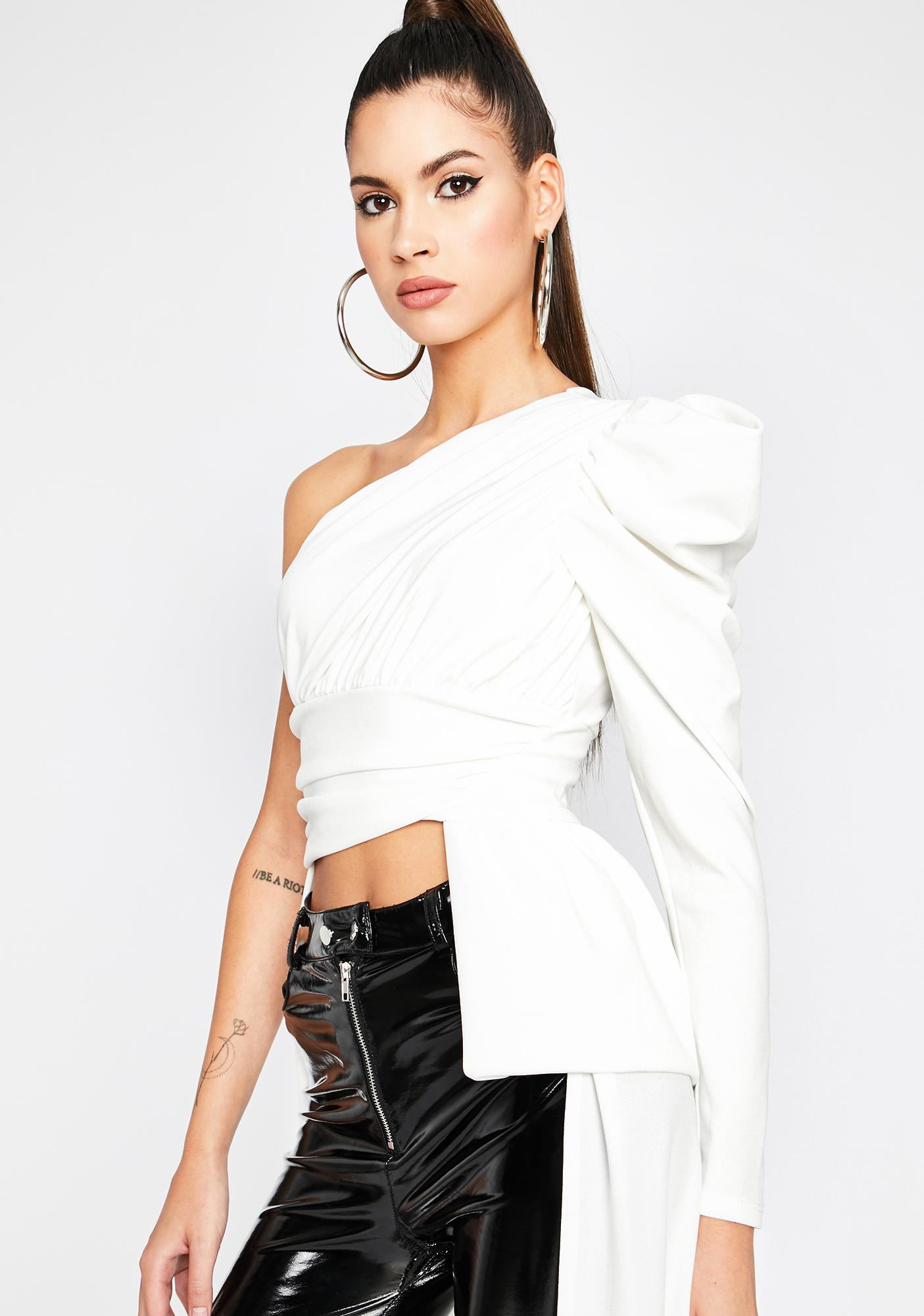 Highs No Lows Off The Shoulder Top