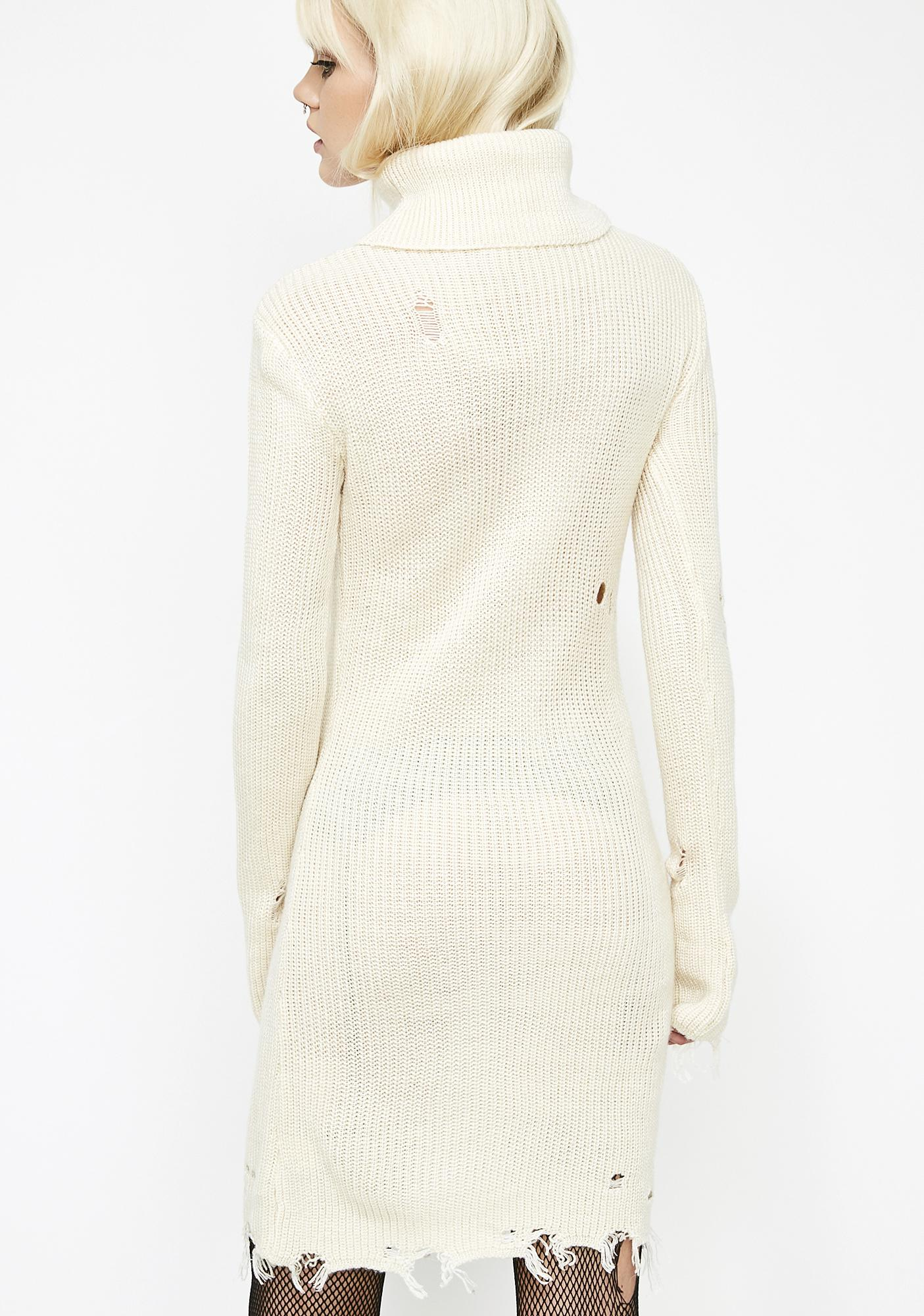 Lady Killer Sweater Dress