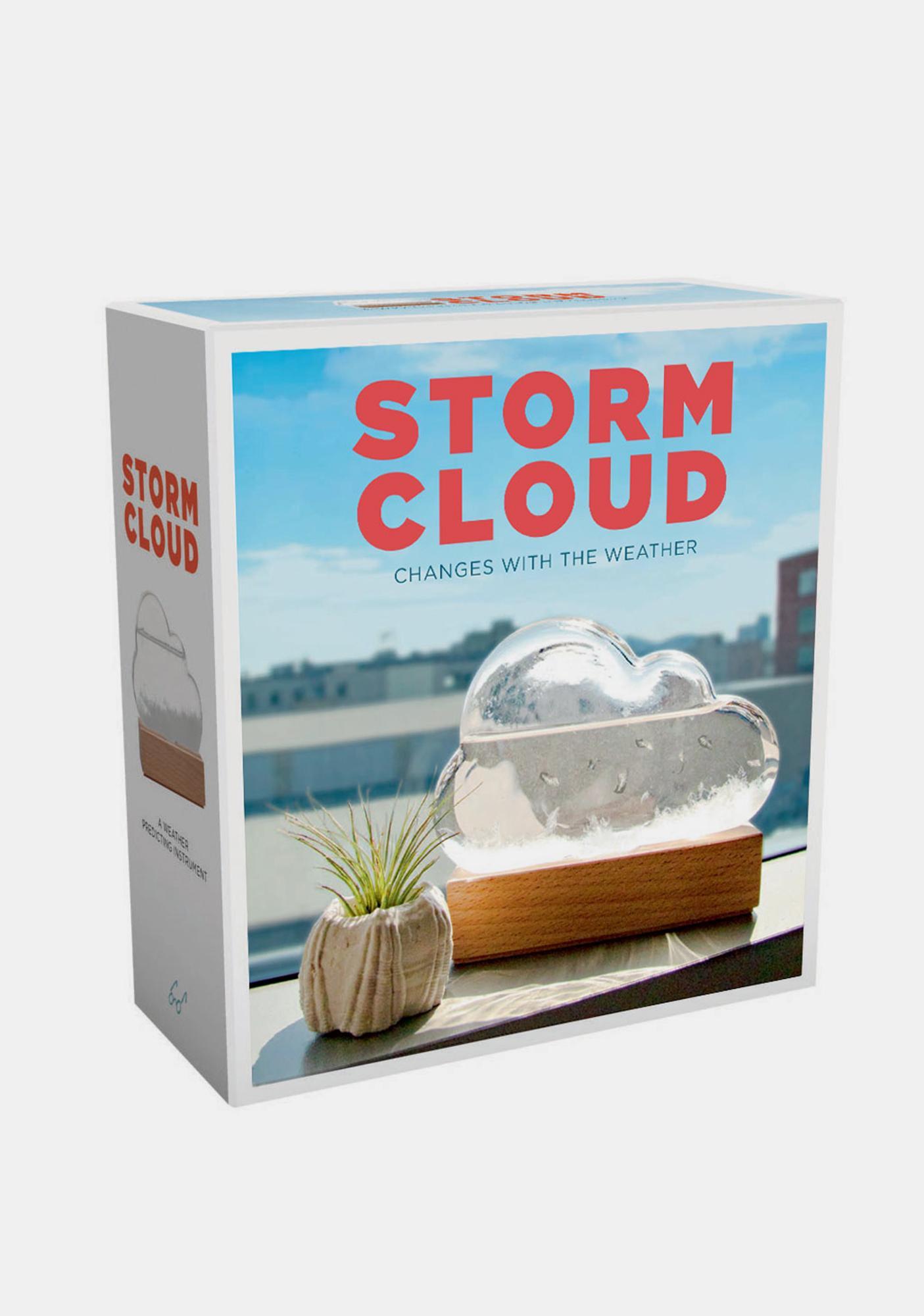 Storm Cloud Weather Predictor