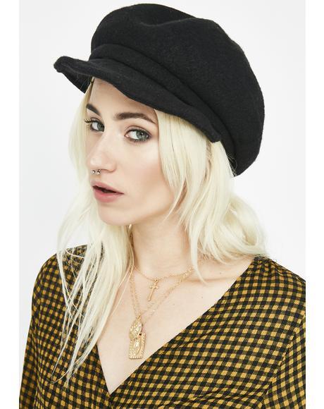 Strange Timez Baker Boy Hat