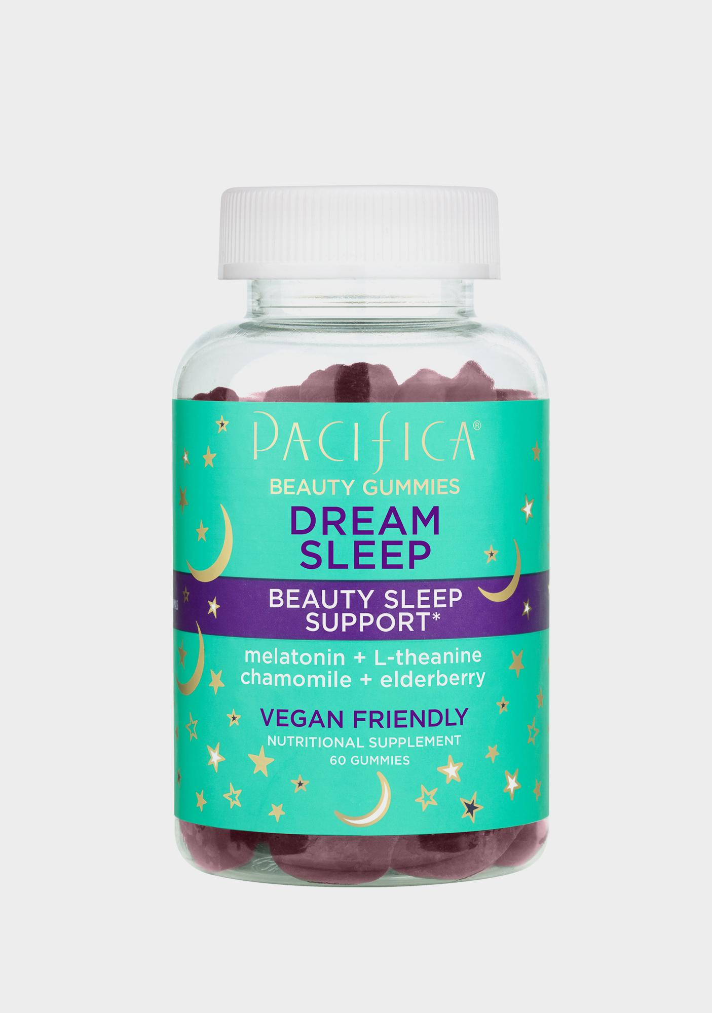 Pacifica Dream Sleep Beauty Gummies