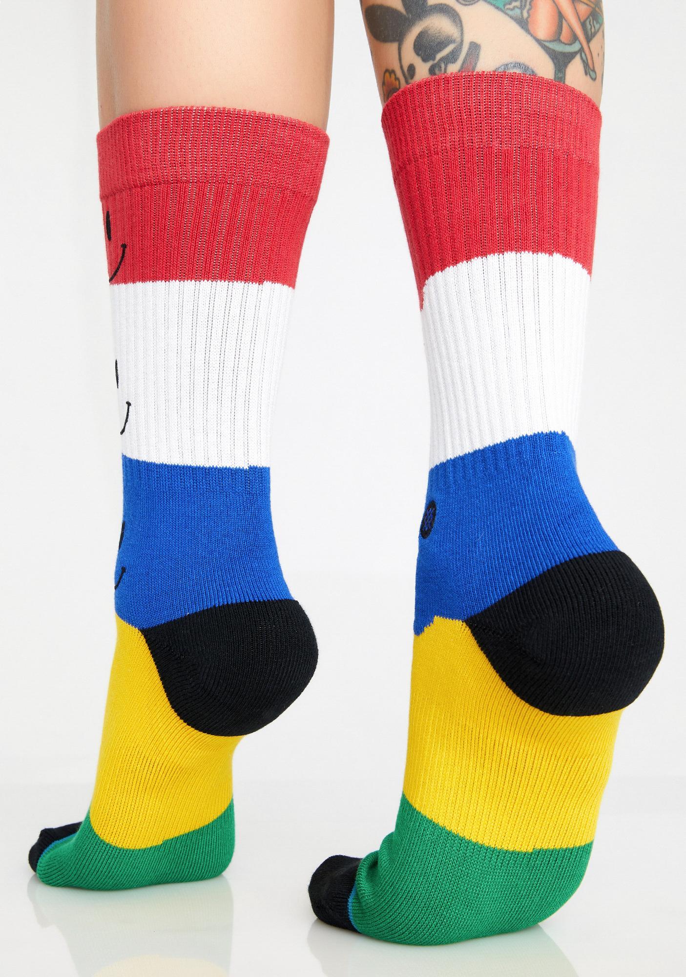 Stance Face Melter Socks