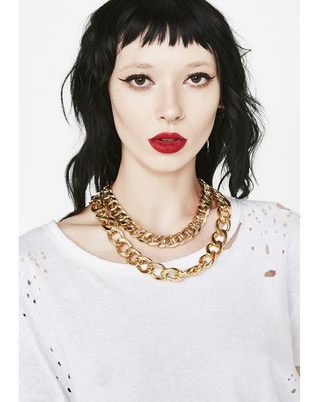 Goldie Luxx Chain Necklace