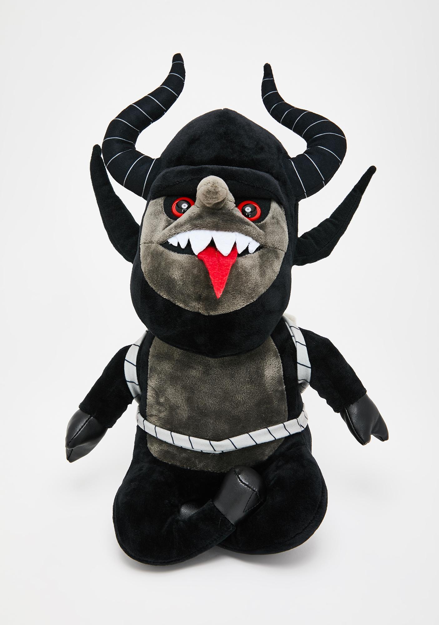 Killstar Krampus Kreepture Plush Toy