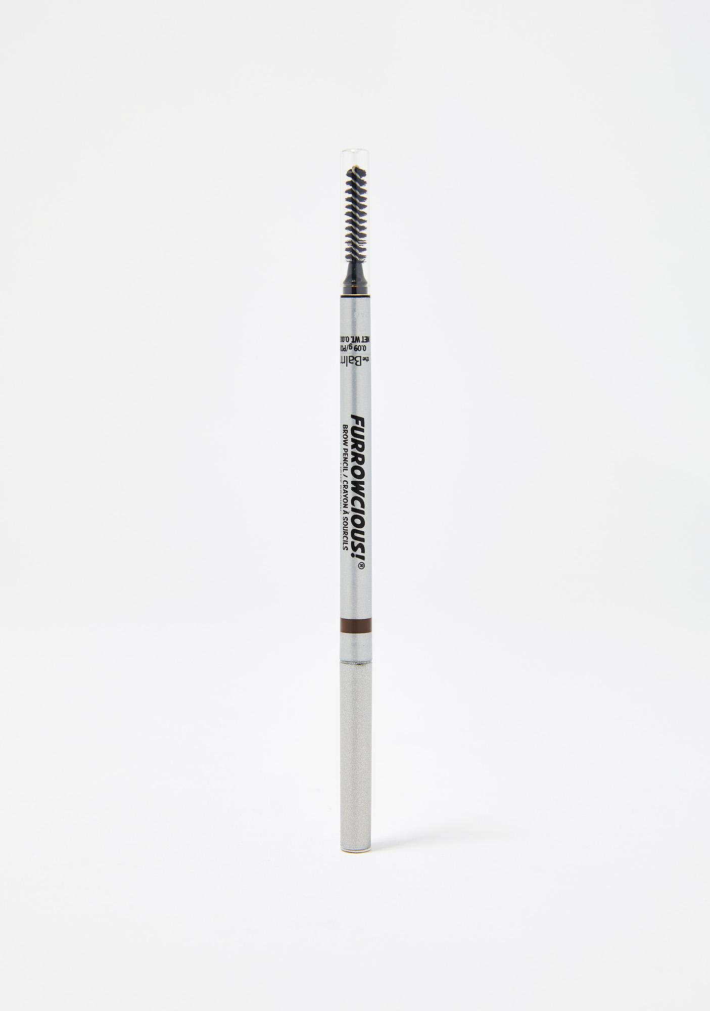 The Balm Caramel Furrowcious Brow Pencil With Spooley