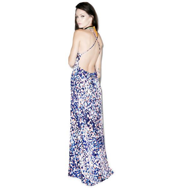Jac Vanek Florence Confetti Dress