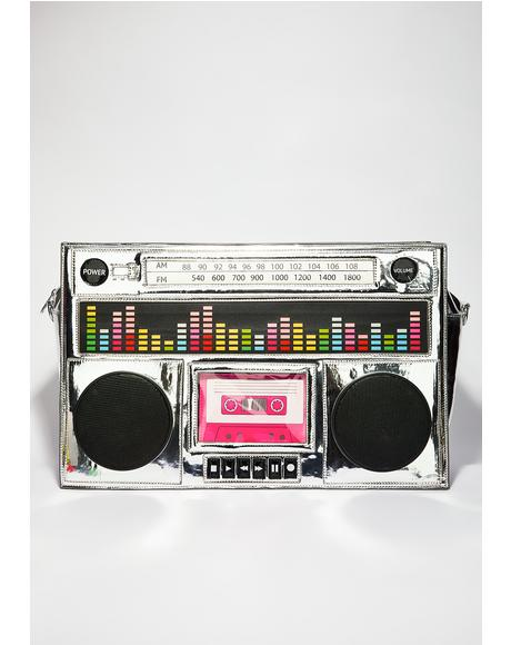 Big Beatz Boombox Bag