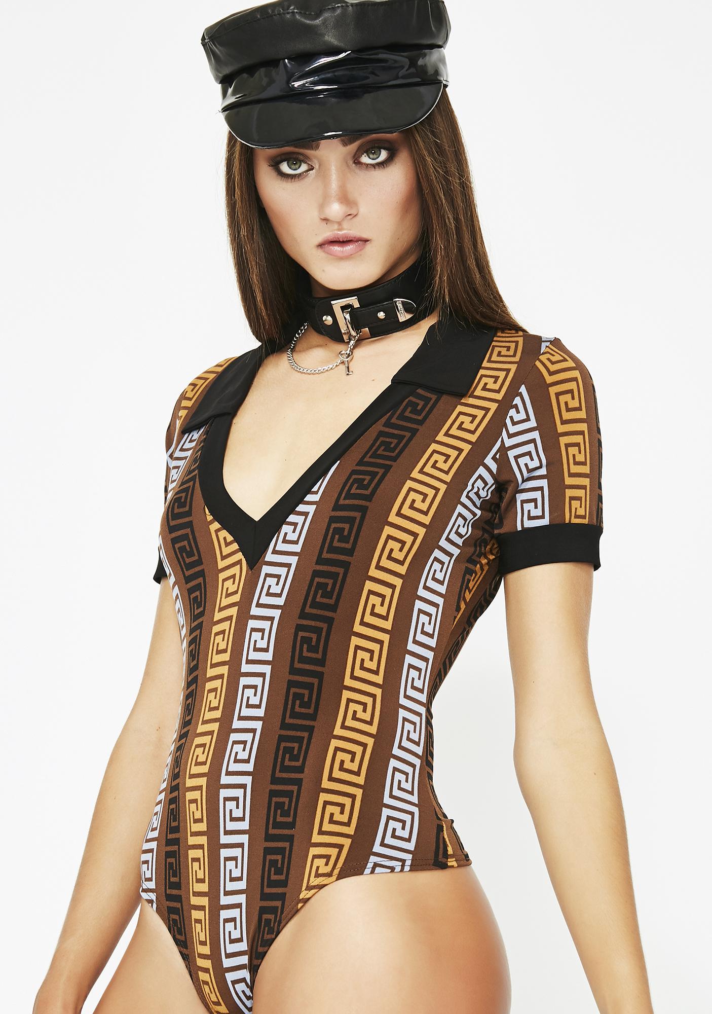 Exxpensive Taste Polo Bodysuit