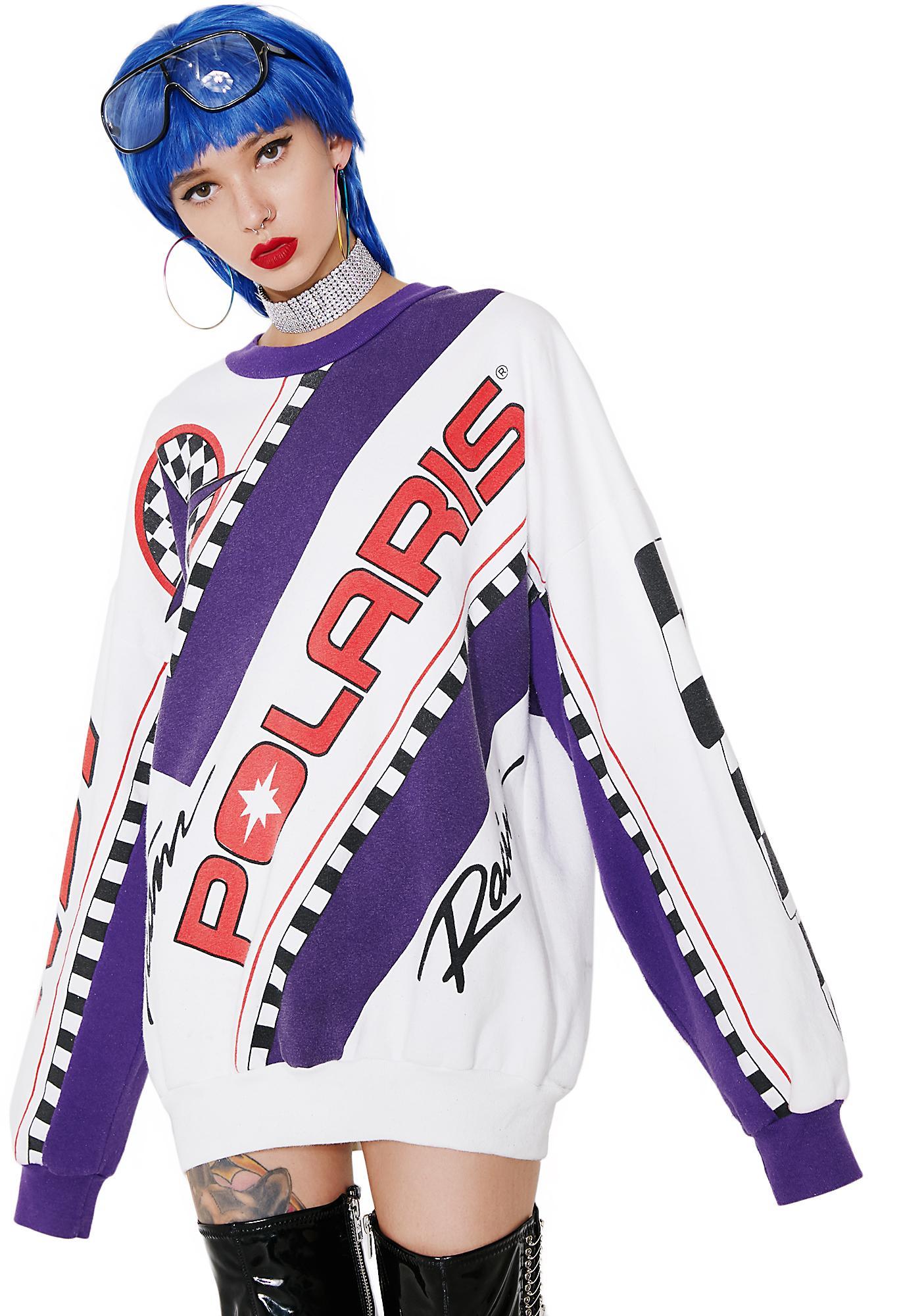 Vintage Team Polaris Sweatshirt