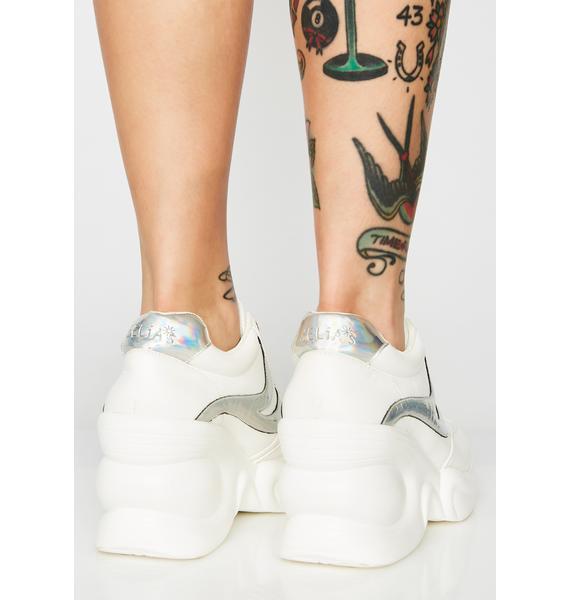 dELiA*s by Dolls Kill Soda Spice Platforms Sneakers