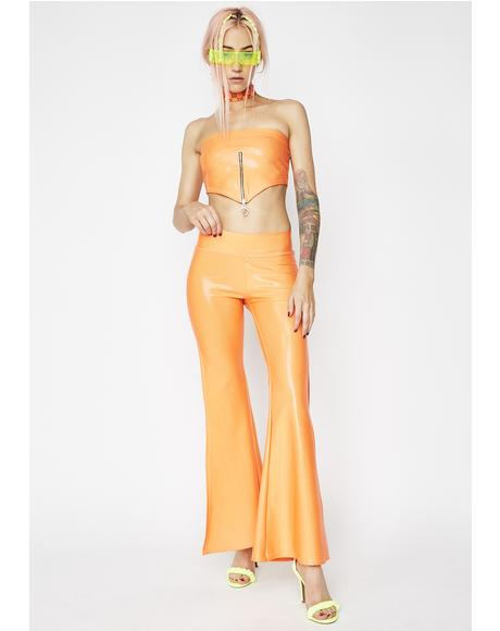 Agent Orange Bell Bottoms