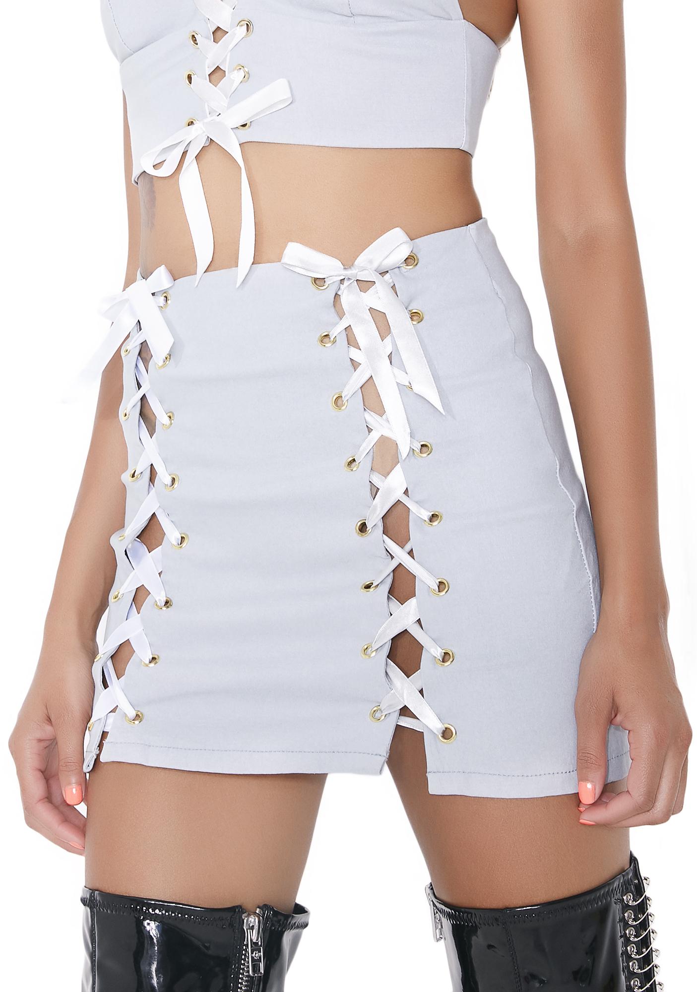 O Mighty Silverfox Xtina Skirt