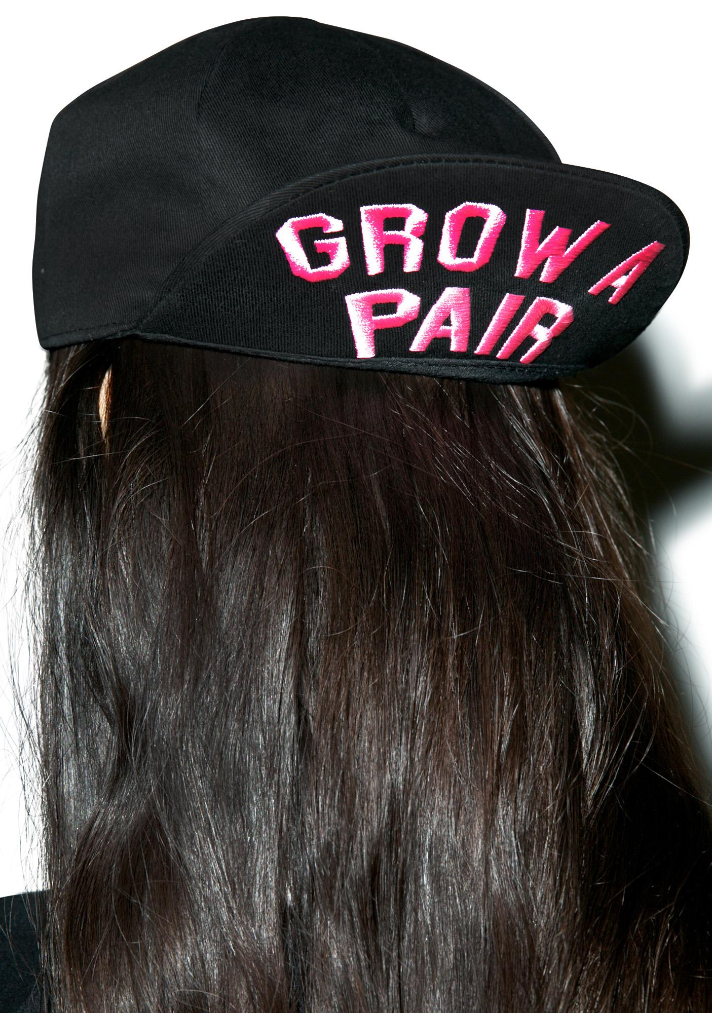 Valfré Grow A Pair Messenger Hat