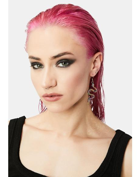 Born To Bite Drop Earrings