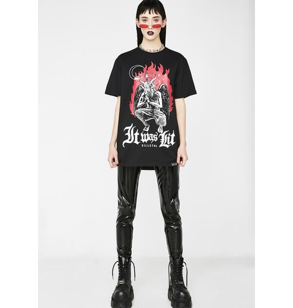 Killstar Lit T-Shirt
