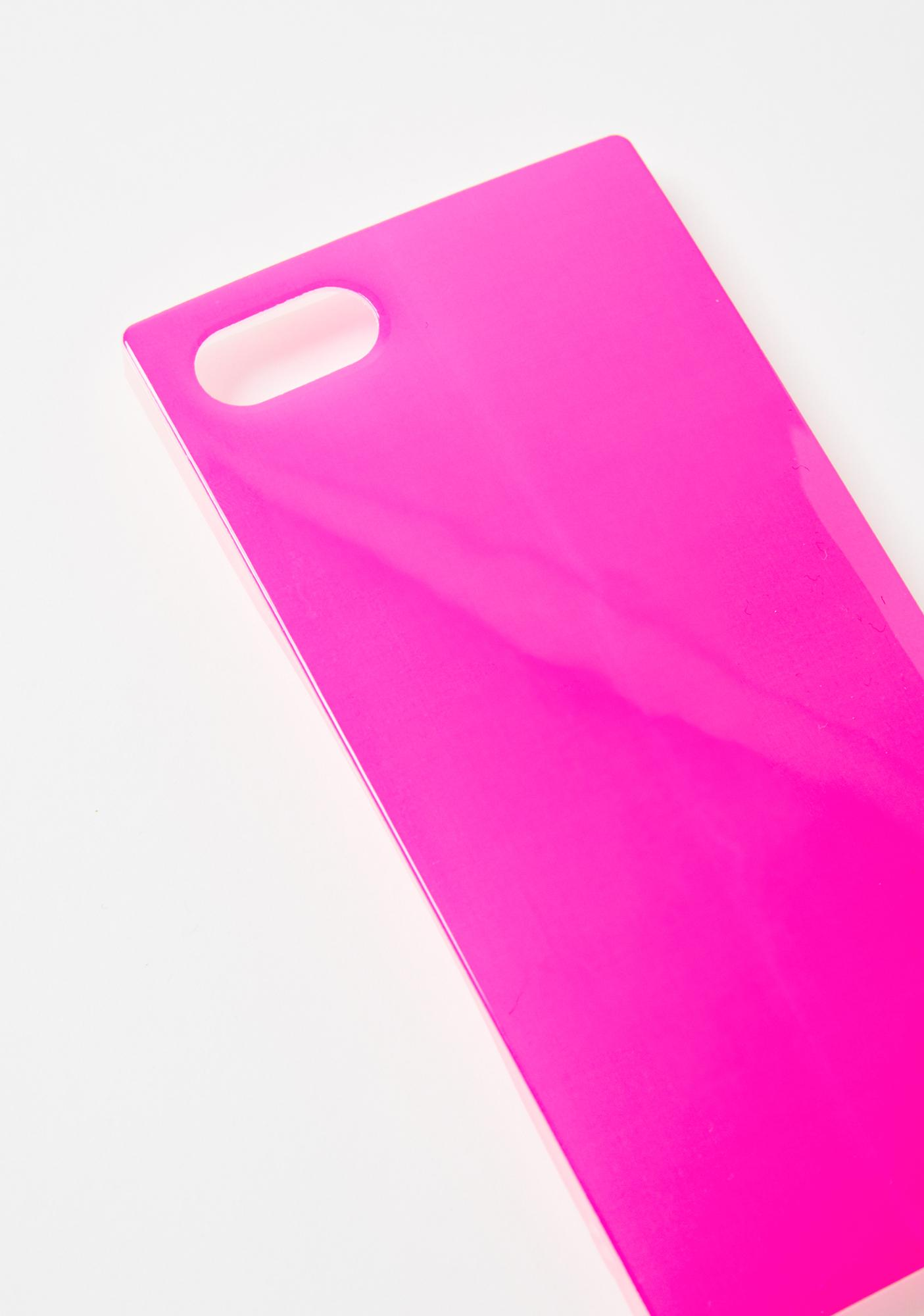 Neon Candy iPhone Case