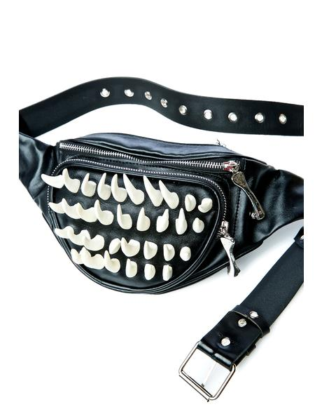 Incisor Belt Bag