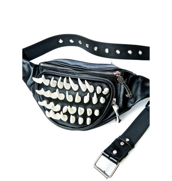 OS Accessories Incisor Belt Bag