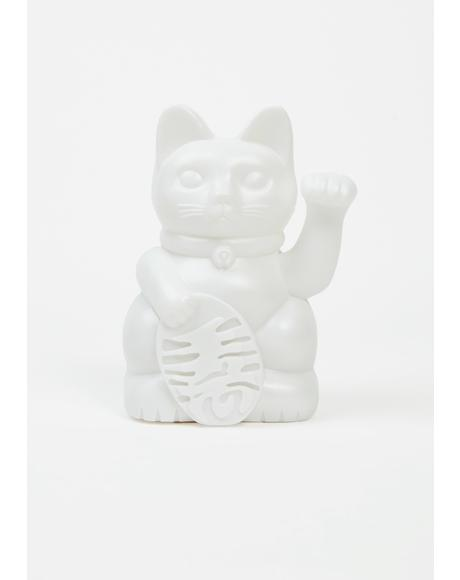 Fortune Cat Desk Lamp