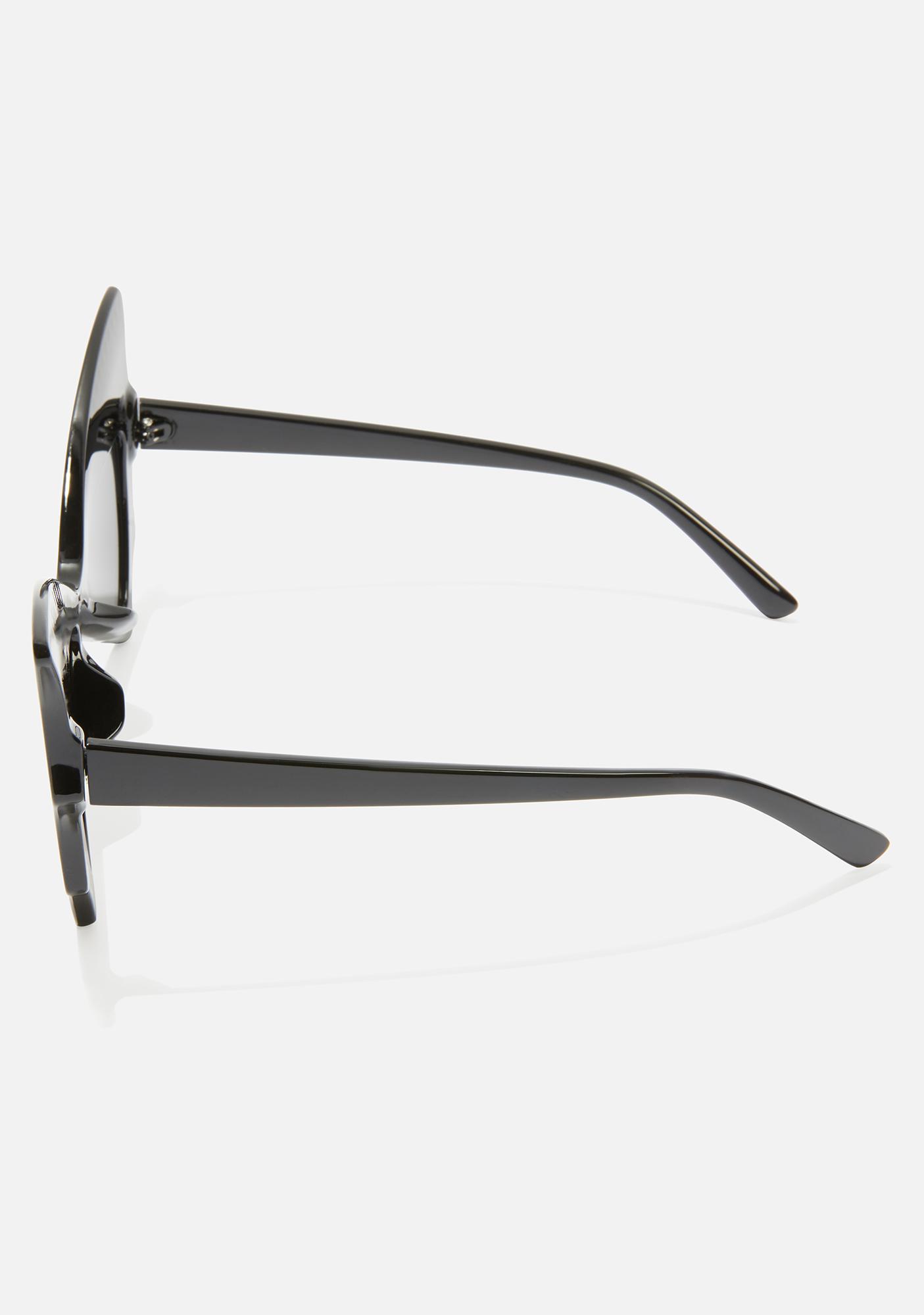 Into The Night Bat Wing Sunglasses
