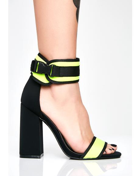 Electro Surge Block Heels