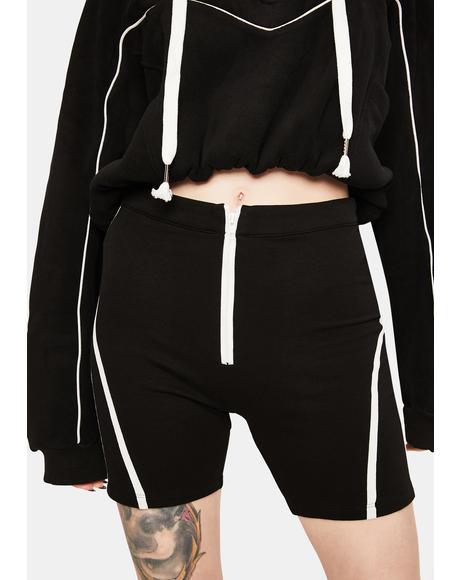 Toru Biker Shorts