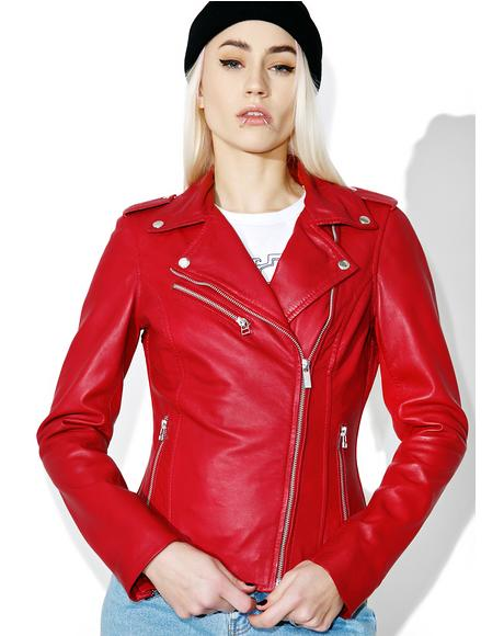 Thriller Biker Jacket