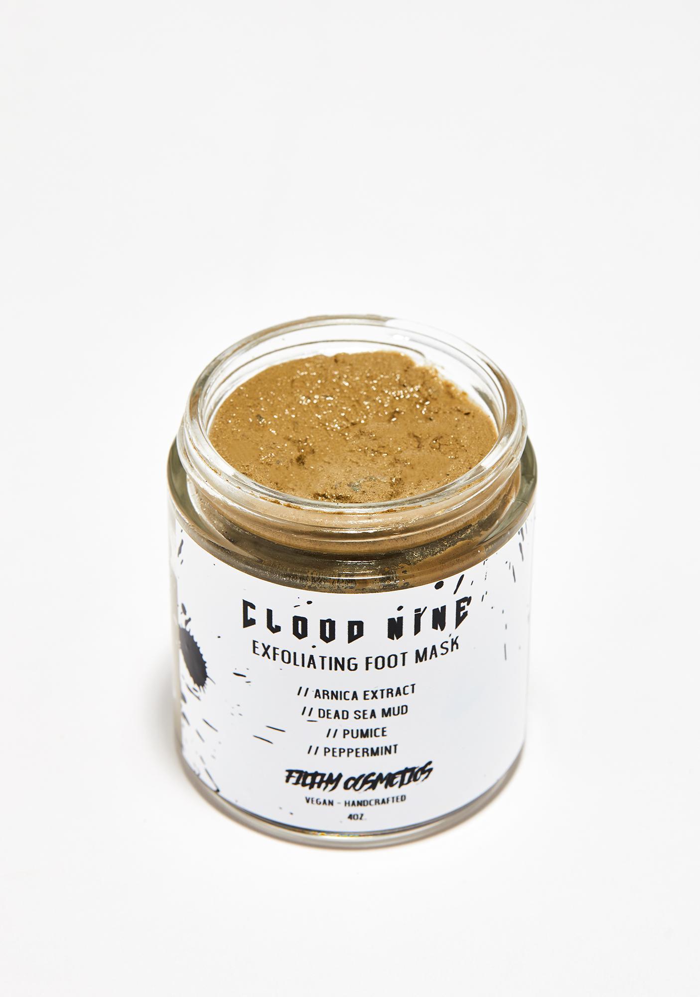 Filthy Cosmetics Cloud Nine Exfoliating Foot Mask
