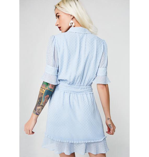 For Love & Lemons La Karla Mini Dress