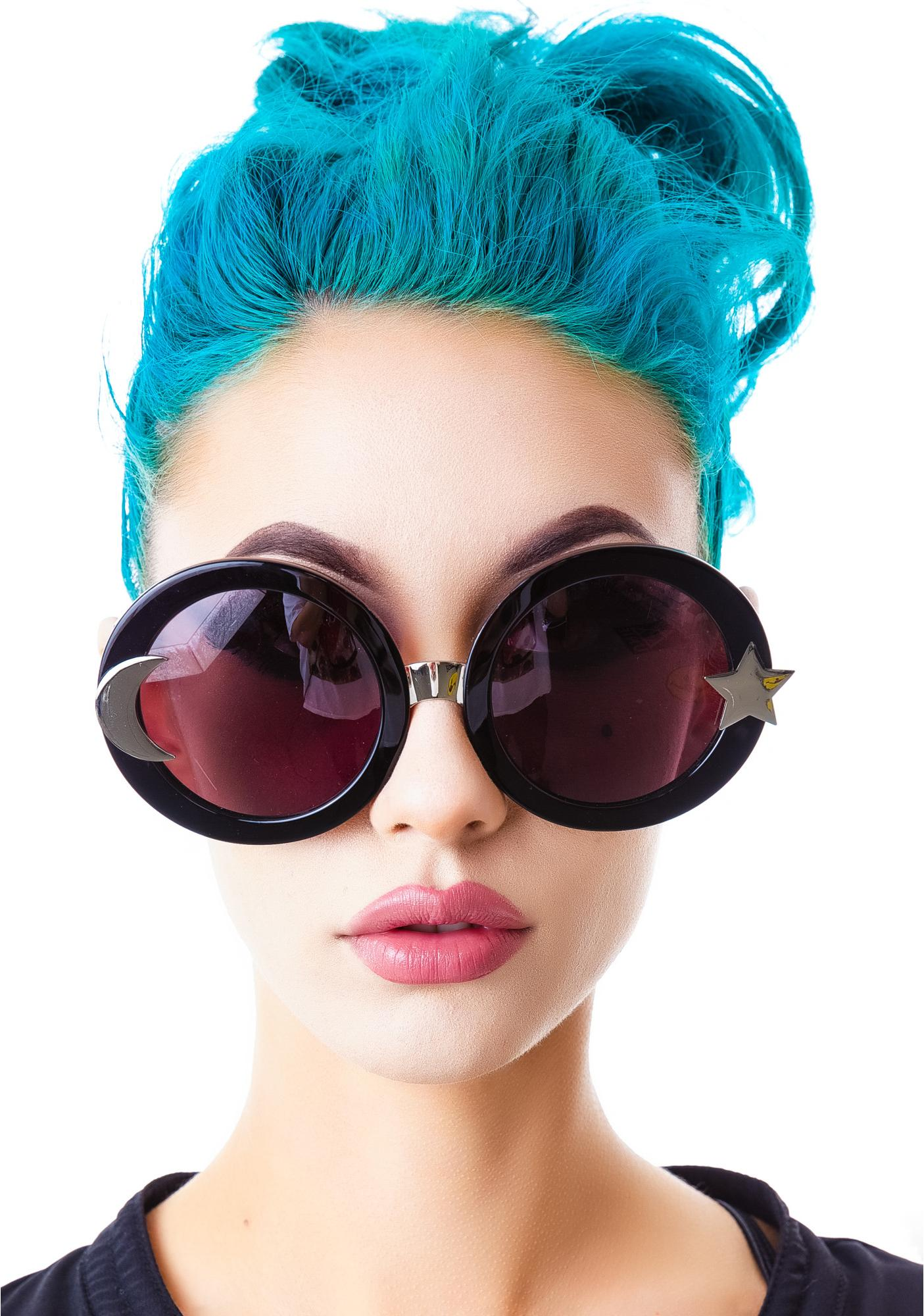 Wildfox Couture Luna Sunglasses ... abc2cb8344c
