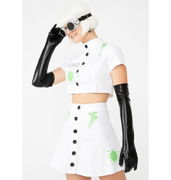 Trickz & Treatz Slut For Science Costume Set