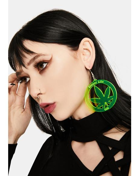 Stoner Earrings