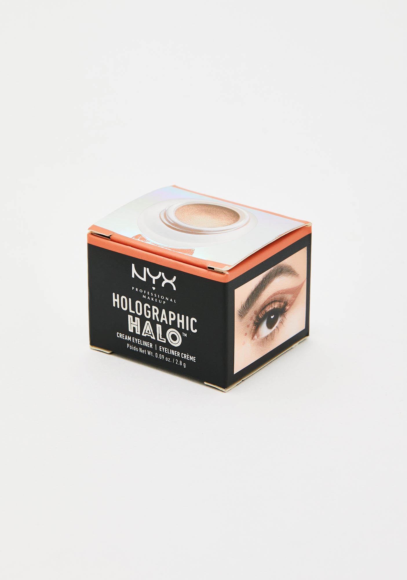 NYX Professional Makeup Palisade Paradise Holographic Cream Eyeliner