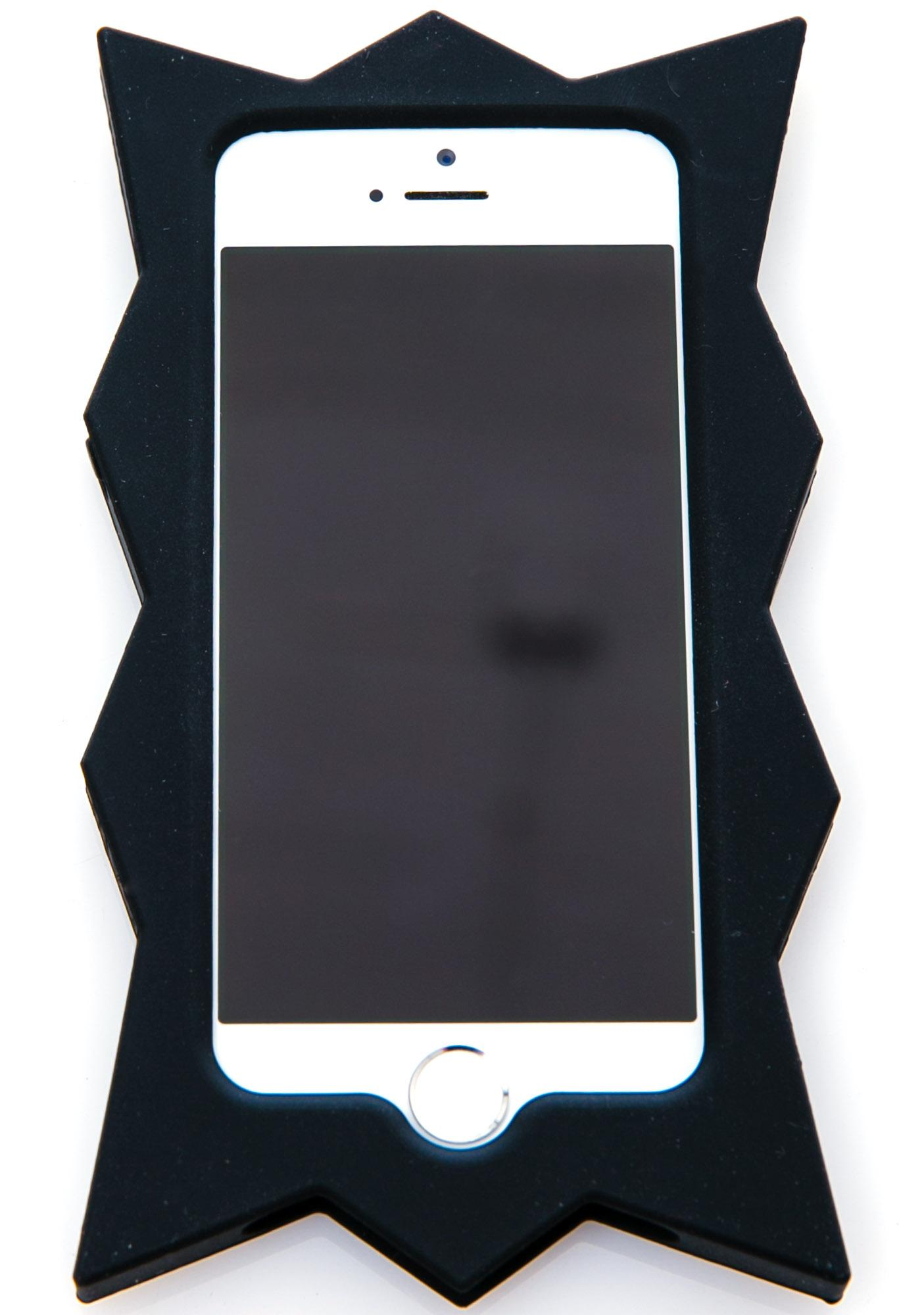 """""""FXXK OFF"""" BBCDS iPhone 5 Case"""