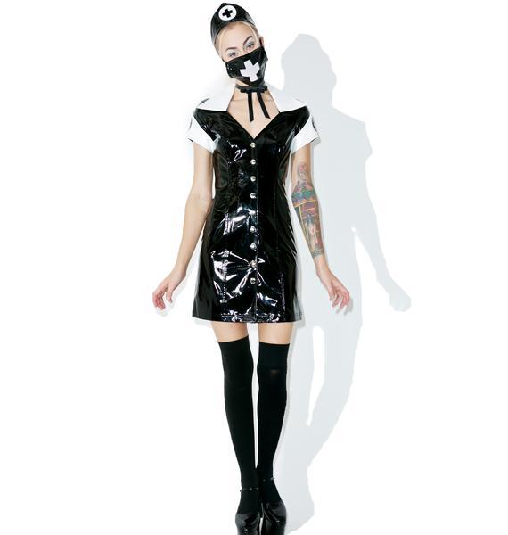 Y.R.U. Deadly Intensive Care Costume Set