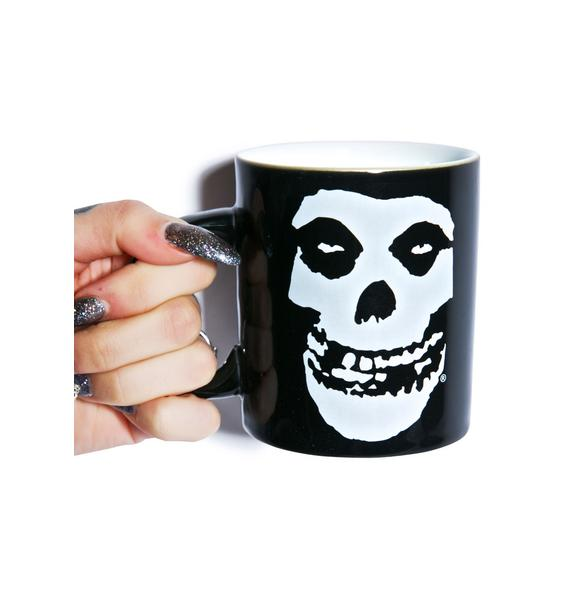 Sourpuss Clothing Misfits Mug